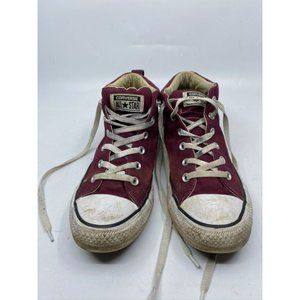 CONVERSE Sneakers White Brown Men's Size 8.5